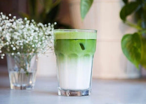 Whip it Up: Merry Matcha Latte