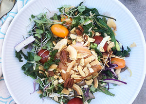 Whip It Up: Roasted Fall Vegetable Salad