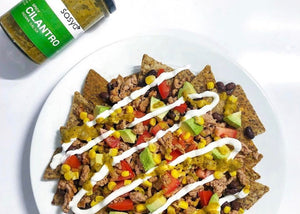 Whip it Up: Spicy Gluten-Free Nachos
