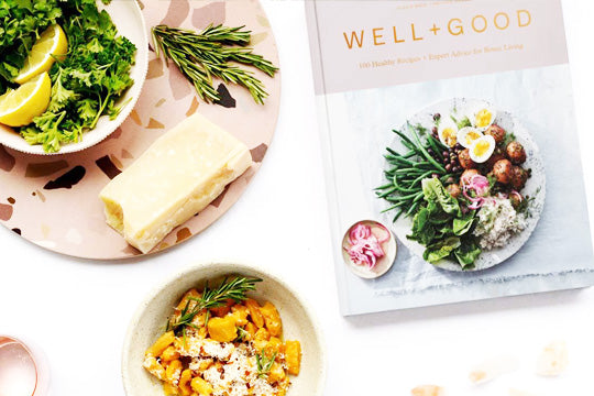 BUBBLE Book Club | Well + Good Cookbook