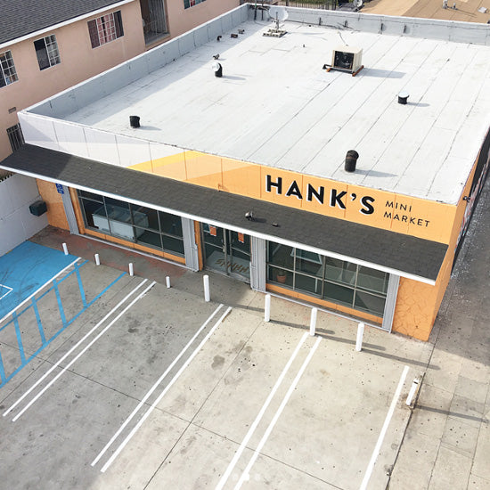 Hank's Mini Market