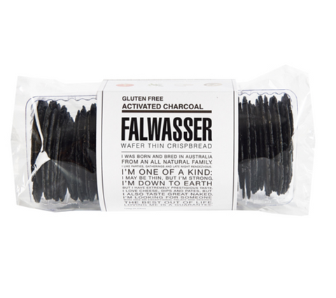 Bubble Blog Falwasser Gluten Free Activated Charcoal Crispbread Activated Charcoal Supplement Online marketplace grocery store