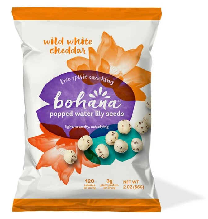 White Cheddar Popped Snack