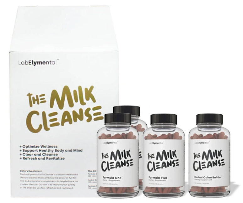 Milk Cleanse
