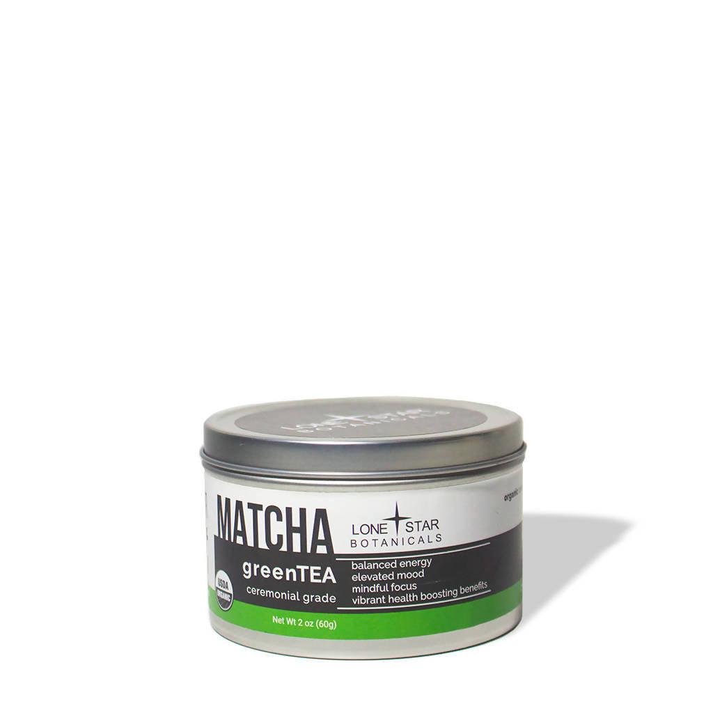 2oz Matcha Tin