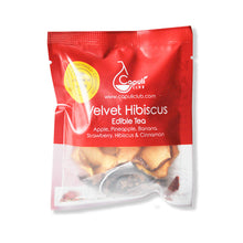 Edible Fruit Tea - Velvet Hibiscus (Pack)