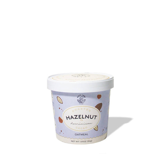 Roasted Hazelnut & Cacao Oatmeal (pack)