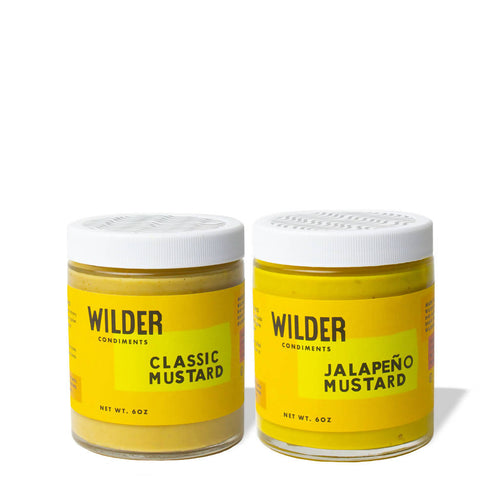Mustard Sampler Kit (2-pack)