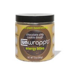 Chocolate Chip Cookie Dough Energy Bites (pack)