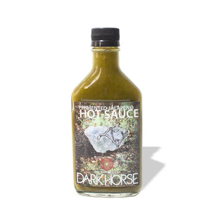 Fermented Jalapeno Hot Sauce