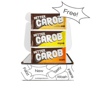Carob Bar Variety Pack *Buy 2 Get 1 Free*