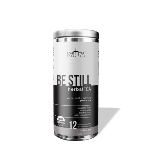 Be Still Herbal Tea