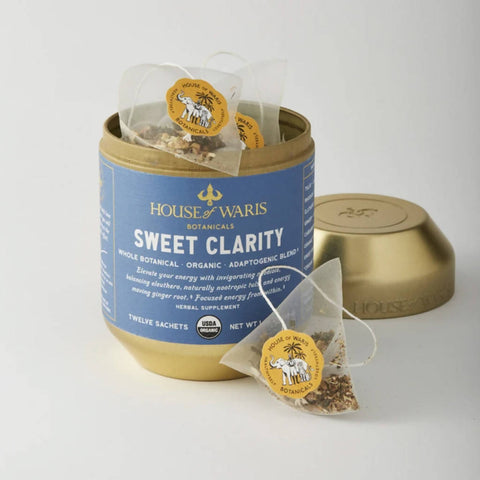 Sweet Clarity Tea