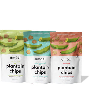 Plantain Variety Bundle (6-pack)