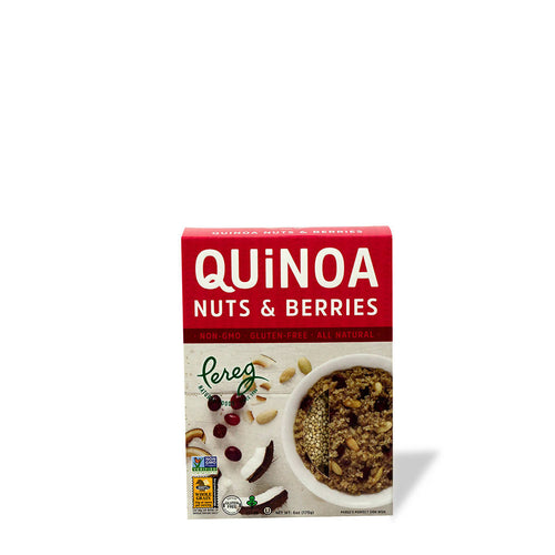 Quinoa Nuts, Coconut & Berries Mix (6 oz)