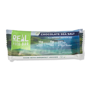 Real Food Bar Protein Bar Variety Pack (12-pack)