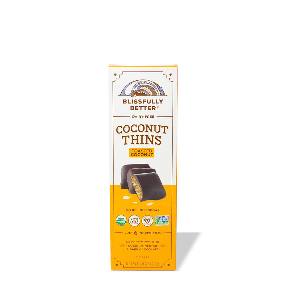Coconut Thins (pack)