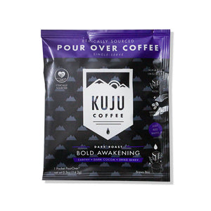 Bold Awakening Pour Over Coffee (10-Pack)