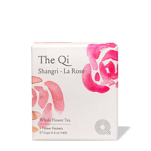 Shangri-La Rose Flower Tea Infusion (pack)