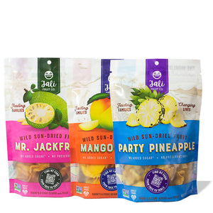 Dried Fruit Variety Pack (6-pack)
