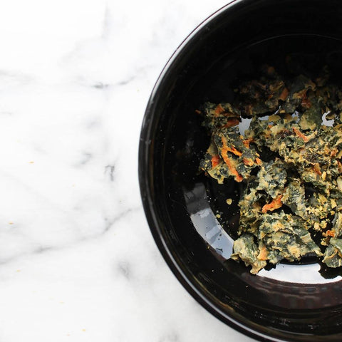 Fennel with Fuji Apple & Lamb Bone Broth Kale Chips (pack)