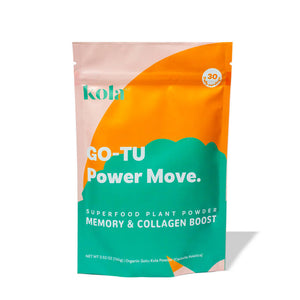 Superfood Plant Powder - GO-TU POWER MOVE