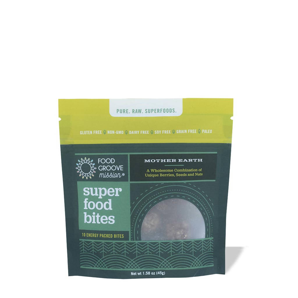 Superfood Bites: Mother Earth (pack)
