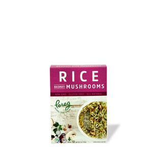 Basmati Rice with Mushroom Box Mix (6 oz)