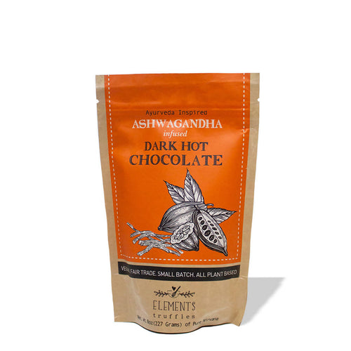 Ashwagandha Infused Hot Chocolate Mix