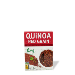 Pre-Washed Red Grain Quinoa Mix (5 oz)
