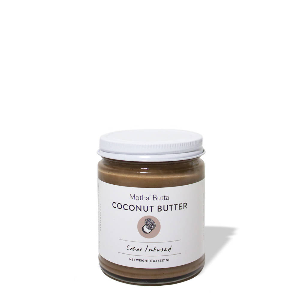 Cacao Infused Coconut Butter