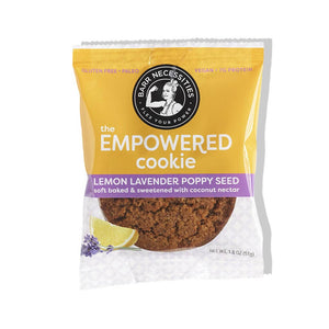Lemon Lavender Poppy Seed Cookie (12-pack)