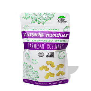 """Parmesan"" Rosemary Crackers (3-pack)"
