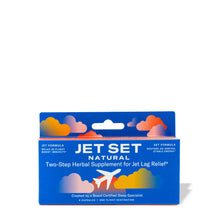 Jet Lag Herbal Remedy (8 capsules)