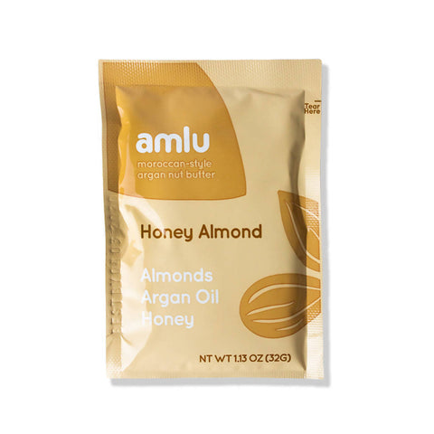 Honey Almond Argan Nut Butter (10-pack)