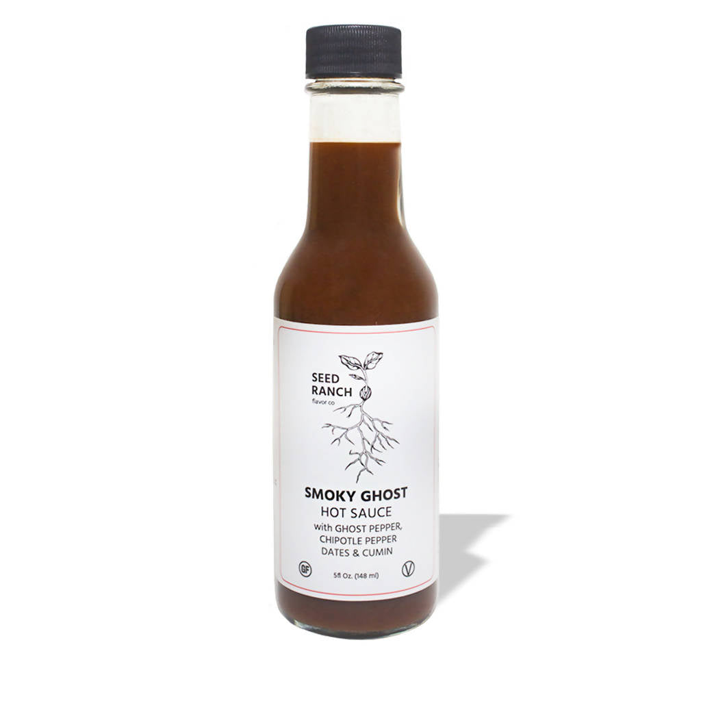 Smoky Ghost Hot Sauce (pack)