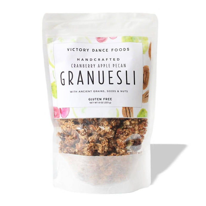 Cranberry Apple Pecan Granuesli (8 oz)