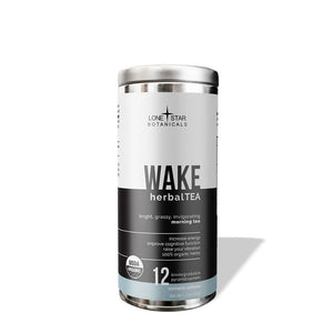 Wake Herbal Tea