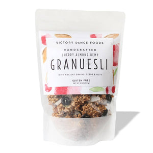 Cherry Almond Granuesli (8 oz)