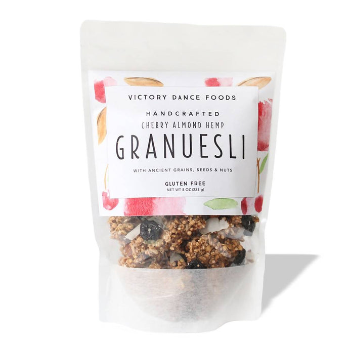 Cherry Almond Granuesli 8oz Bag