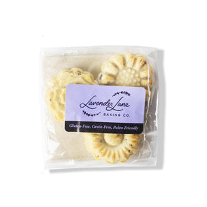 Pecan Tea Cookies (4-pack)