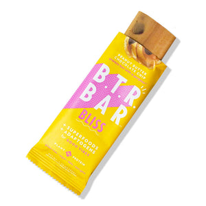 Peanut Butter Chocolate Chip BLISS Bar (pack)