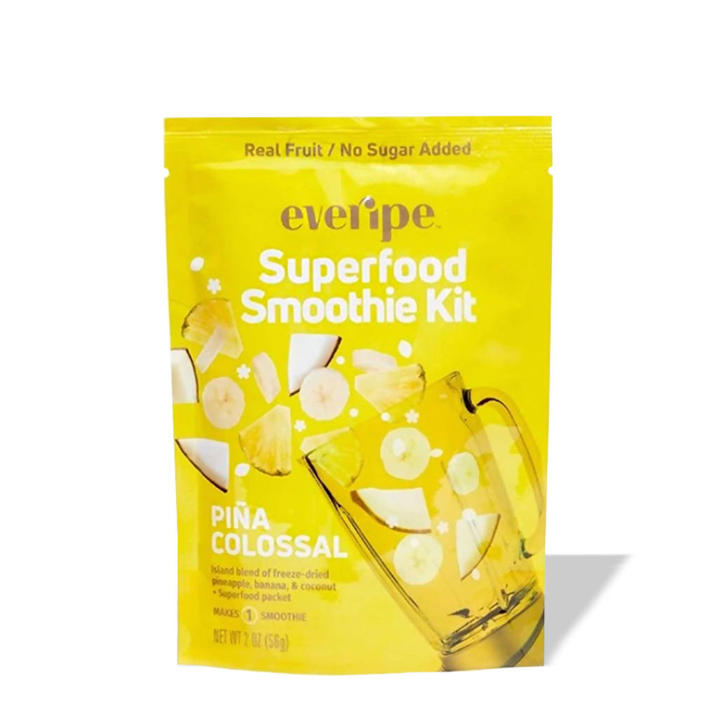 Superfood Smoothie Kit - Pina Colossal (2-pack)