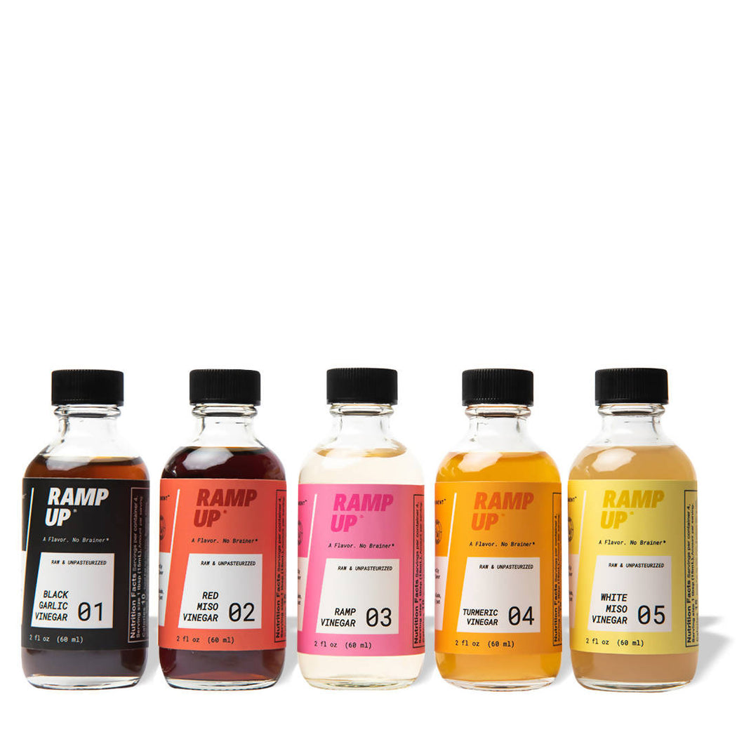 Vinegar Mini Collection (5-pack)