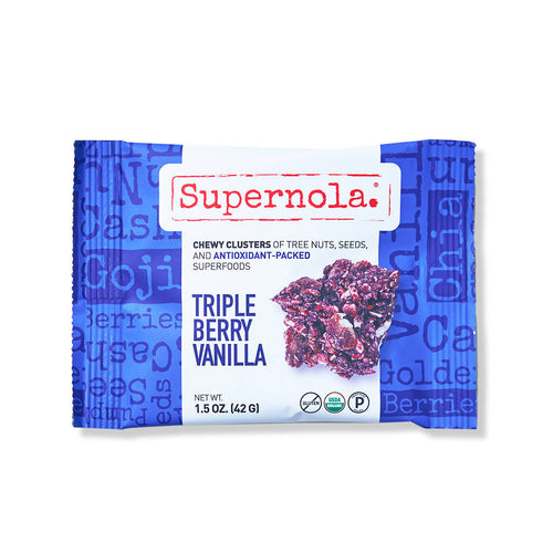 Triple Berry Vanilla Clusters (12-Pack)