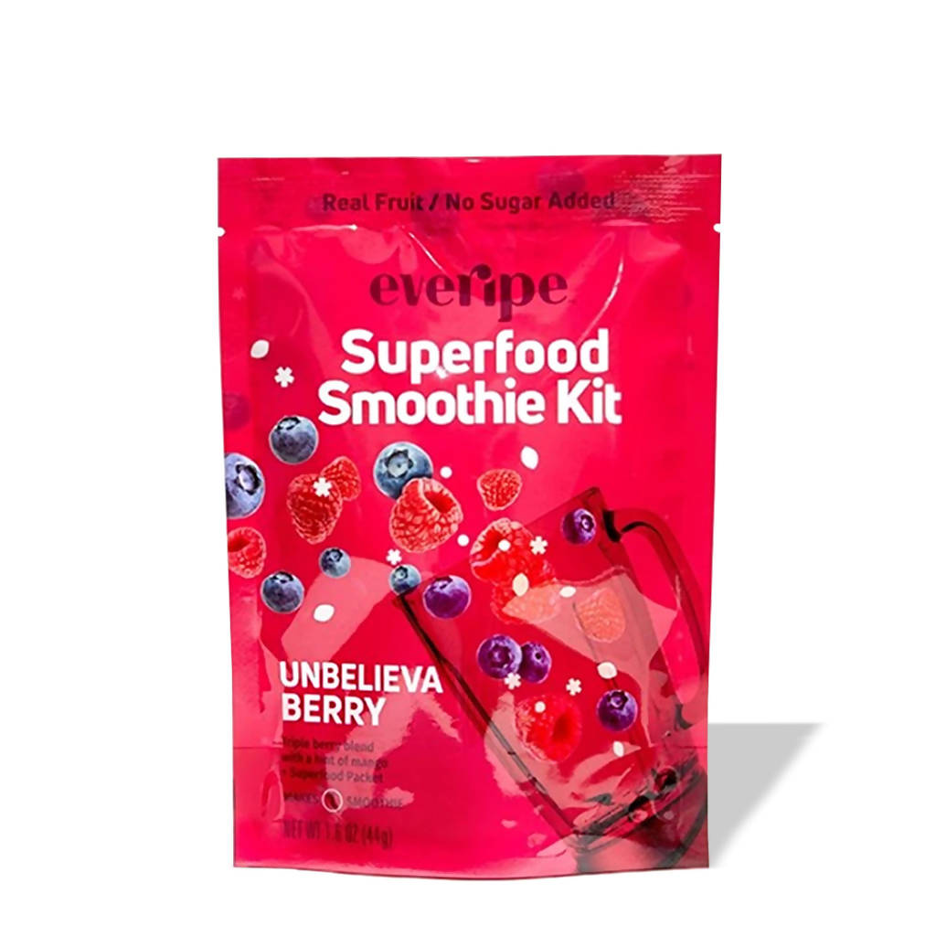 Superfood Smoothie Kit - Unbelievaberry (2-pack)