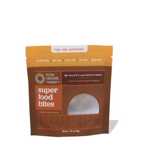 Superfood Bites: The Nutty Adventurer (pack)
