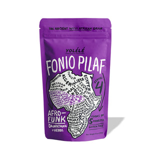 Afro-Funk Fonio Pilaf (2-pack)