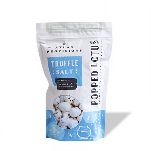 Truffle Salt Popped Lotus Seeds (1-Pack)