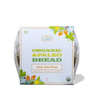 Organic & Paleo Irish Soda Bread (pack)